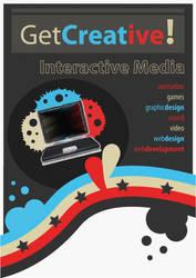 Interactive Media Poster