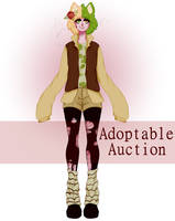 CATBOY ADOPTABLE AUCTION [OPEN] by VROOMBANLENADOPTS