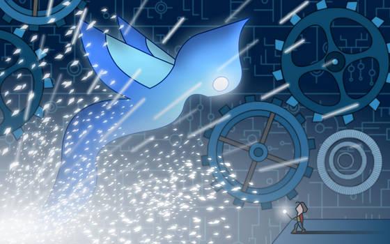 Giant Spirit - Water