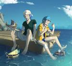 Playing shipwrights