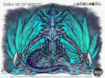 Inktober 2019 - Day 12 Dragon