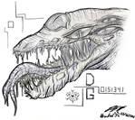 Gordanian Head Sketch