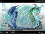Typhryonn Concept Art by Unialien