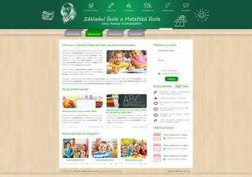 Primary school and kindergarden Komna - Homepage