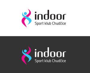 Indoor Sport klub - Logotype v2