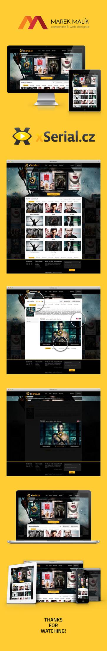 xSerial.cz - Watch Online TV Shows by xmalik2