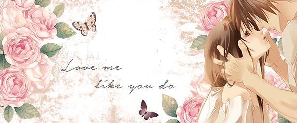 Love me by Ezaria