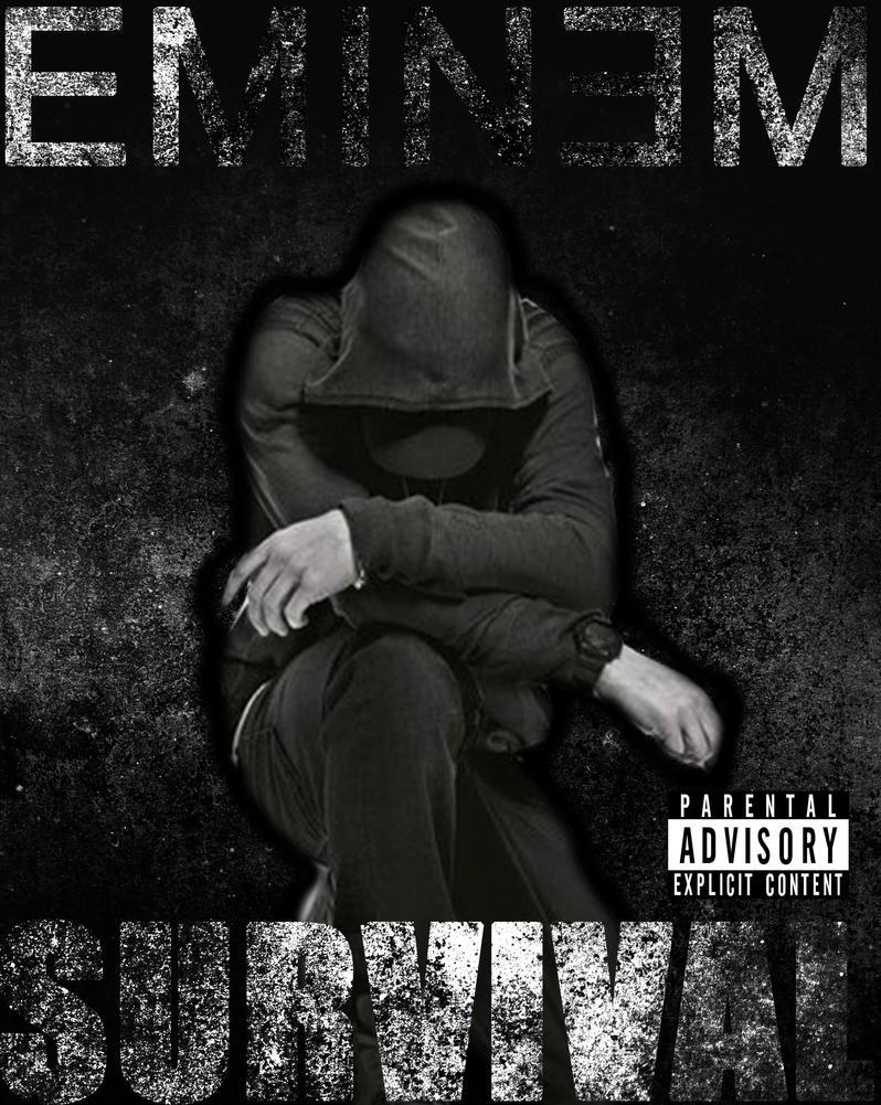 Eminem 39 s new single survival custom album art by coolhacker25 on deviantart - Customiser album photo ...