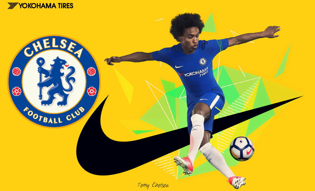 Willian Borges CFC By Temy18 On DeviantArt