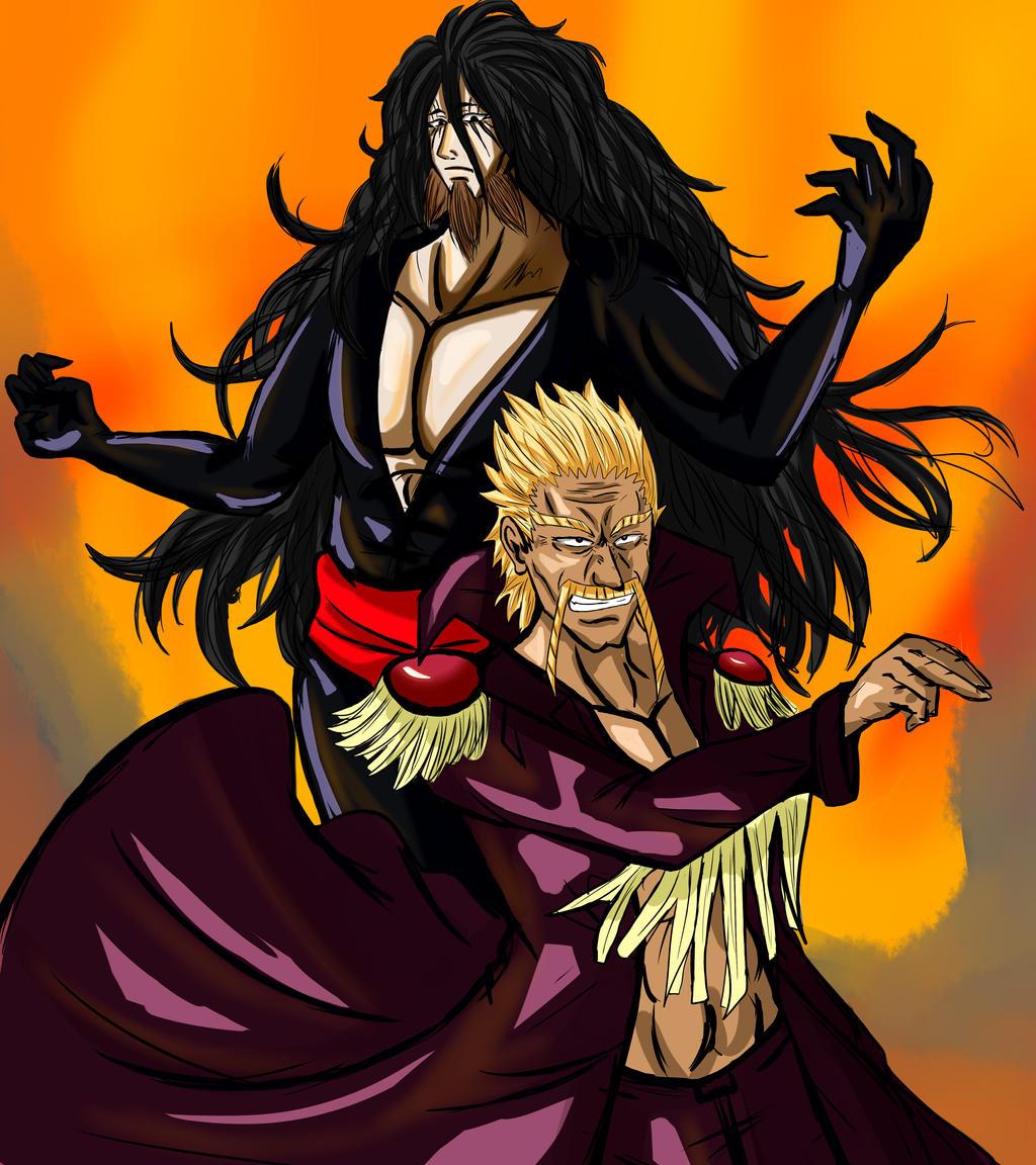 Ichiryuu And Midora By ToshiroRider On DeviantArt