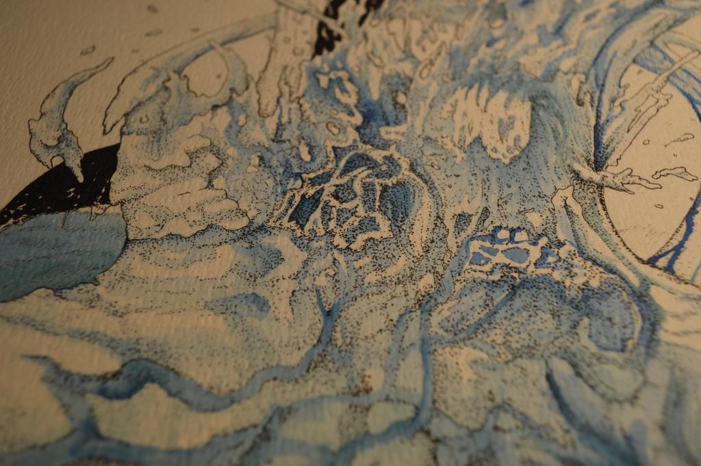 Megaptera novaeangliae zoom by Oscyp