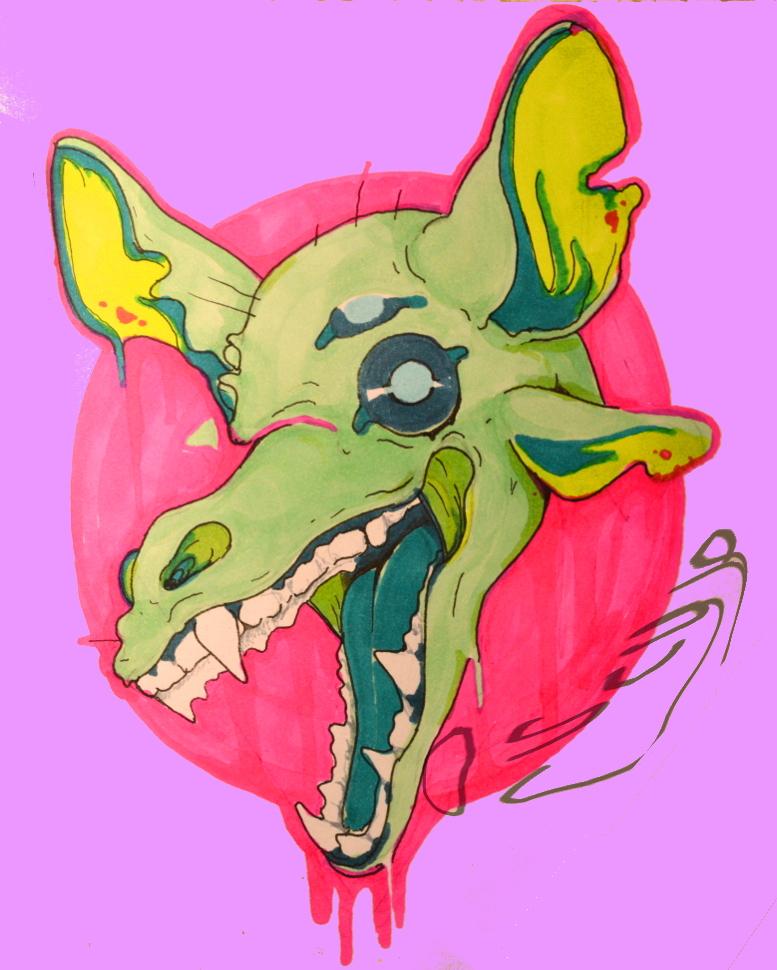 Wolf x Wolf by Oscyp