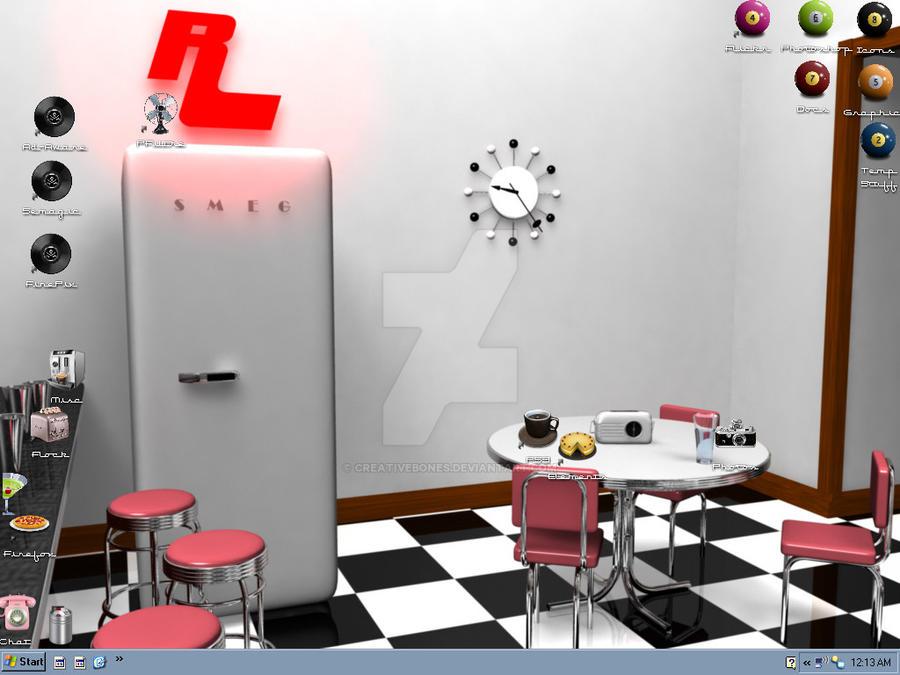 Diner Desktop