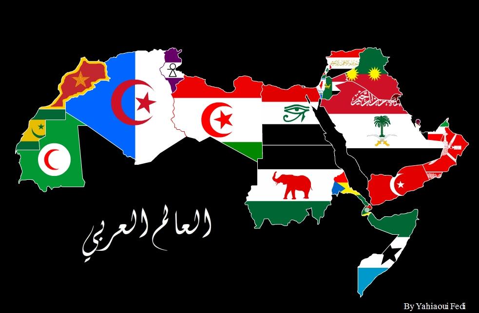 Arab world flag with my proper original flags by fedi yh on deviantart arab world flag with my proper original flags by fedi yh gumiabroncs Choice Image