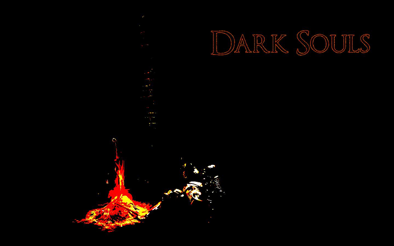 Dark Souls Pixel Wallpaper By Taylorclogston On Deviantart