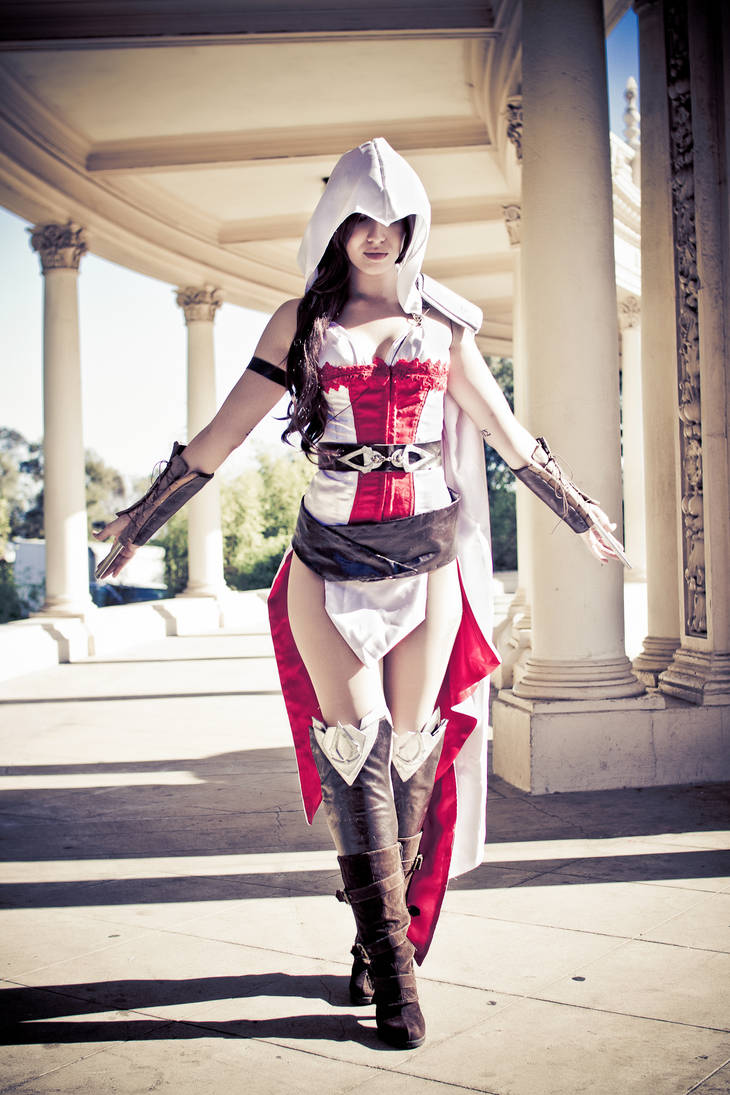 Female Assassins Creed By Mikerollerson On Deviantart