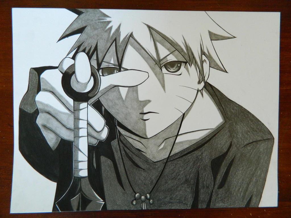 Uzumaki Naruto by 9Bleach6