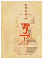 Violin by DrZapp