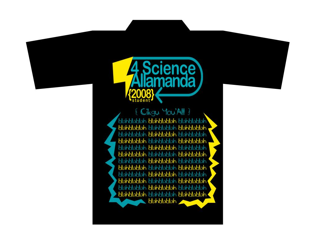 Design T Shirt For Class
