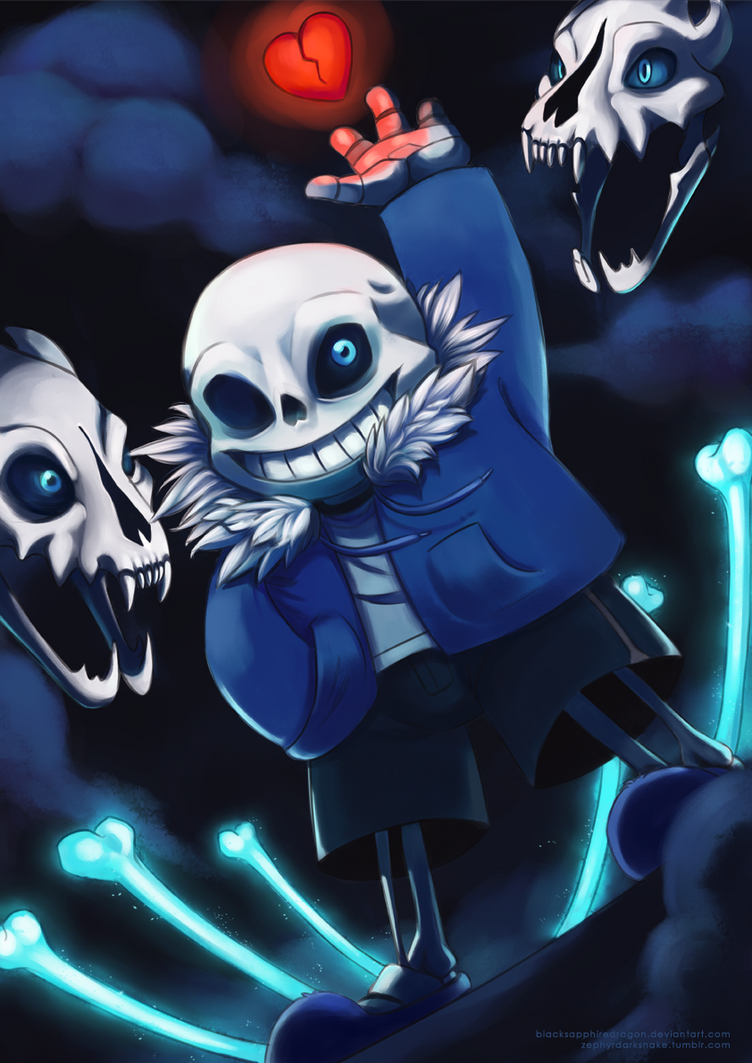 You're Gonna Have A Bad Time by ZephyrDarksnake