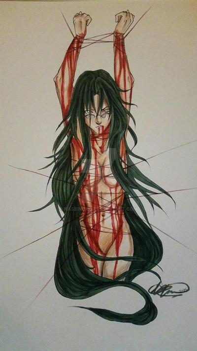 Rin Asogi: Rin Daughters of Mnemosyne by Kaseinoko