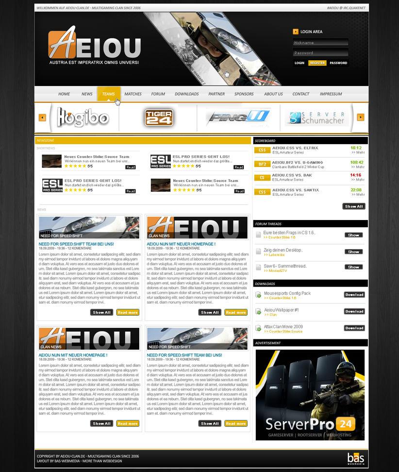 Aeiou Clandesign 4SALE by BAS-design