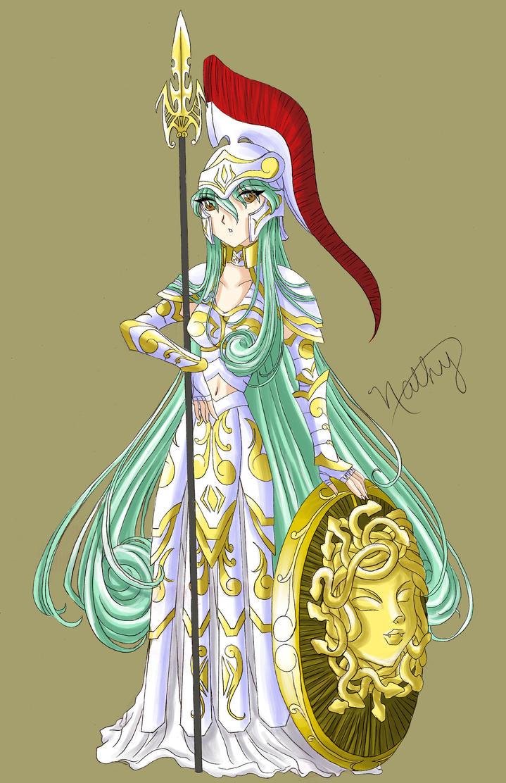 Mirage Noir - Character Design (Kerria) by Naahchan