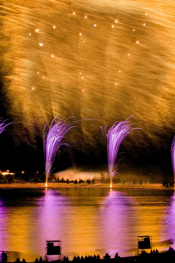 Fireworks III by CowtownHero