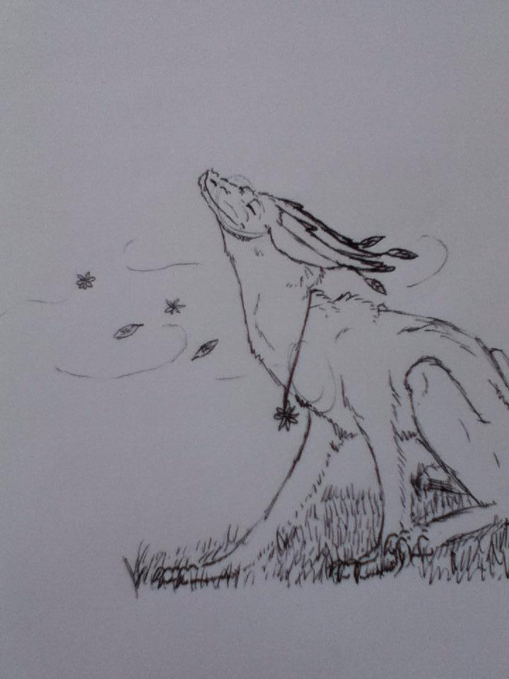 dragon by lovewolf1998