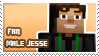 M!Jesse fan stamp by StampsMCSM