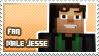 M!Jesse fan stamp by StampsMCSM