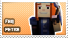 Petra fan stamp by StampsMCSM
