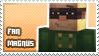Magnus fan stamp by StampsMCSM
