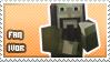 Ivor fan stamp by StampsMCSM