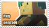 DanTDM fan stamp by StampsMCSM