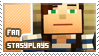 StasyPlays fan stamp by StampsMCSM