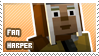 Harper fan stamp by StampsMCSM