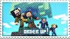 5 Episode: Order Up stamp by StampsMCSM