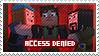 7 Episode: Access Denied stamp by StampsMCSM