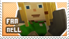 Nell fan stamp by StampsMCSM