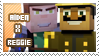Aiden/Reggie stamp by StampsMCSM