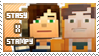Stasy/Stampy fan stamp by StampsMCSM