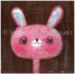 Strawberry Shortcake Bunny