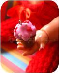 dolls heart cupcakes