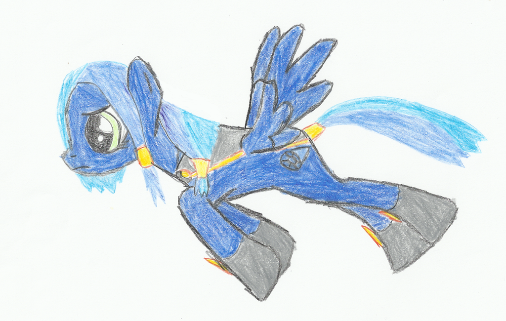 Sapphire Rush (My Version) by Peanutcat12