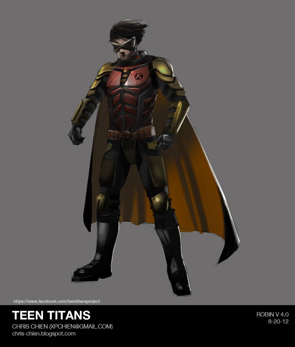 Red Robin Concept Art | www.imgkid.com - The Image Kid Has It!