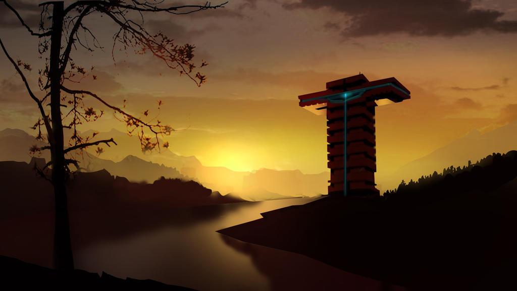TEEN TITANS PROJECT FAN FILM (Titans Tower) by shakalegend