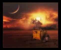Wall-E Dedication by Misty2007