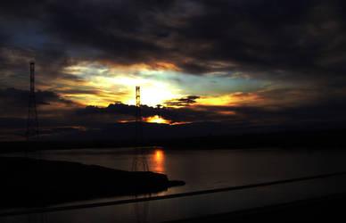 River Sunset by Misty2007