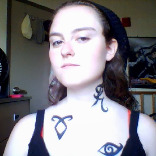Shadowhunter Rune Practice by lucariogirl26